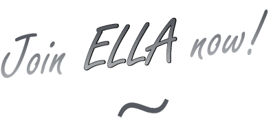 image text: Join ELLA now!